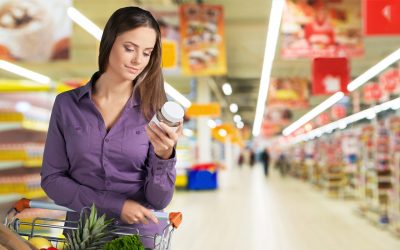 READING FOOD LABELS: 5 FAST TIPS