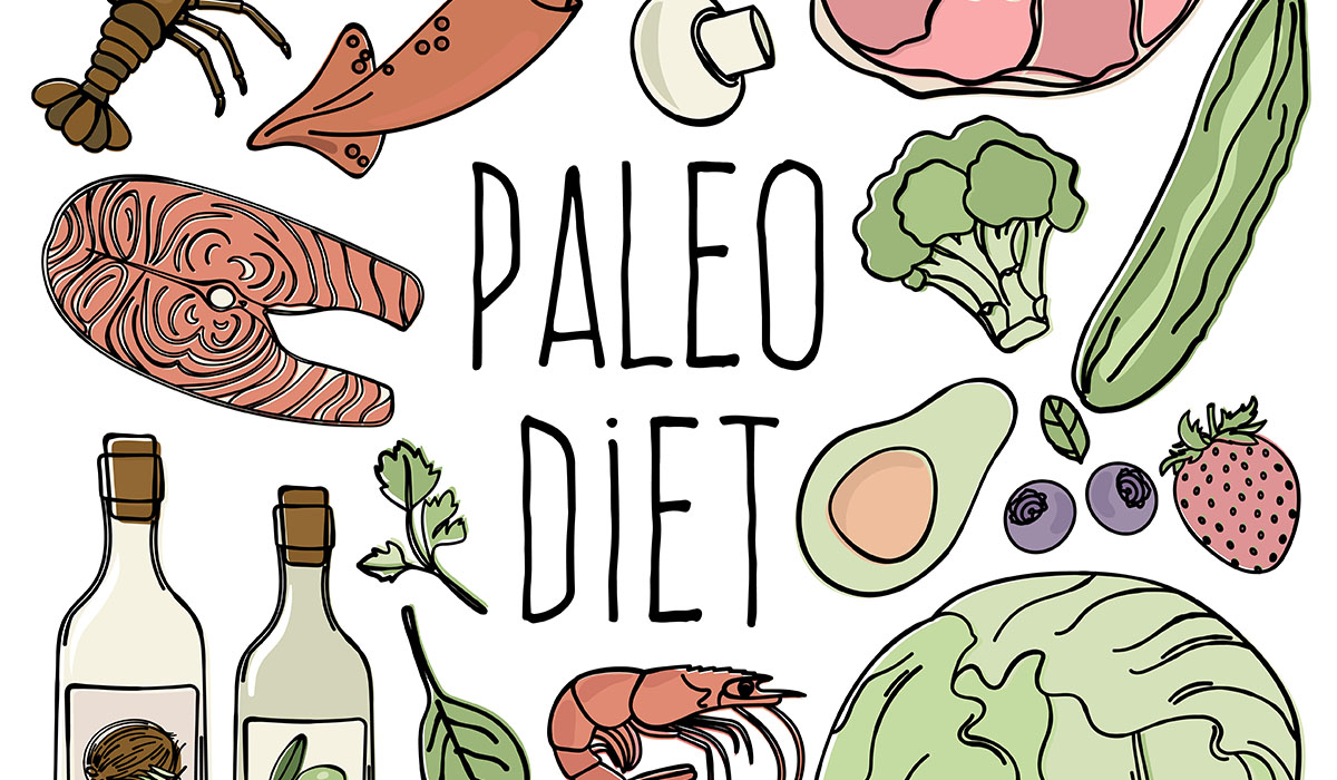losing weight on the paleo diet
