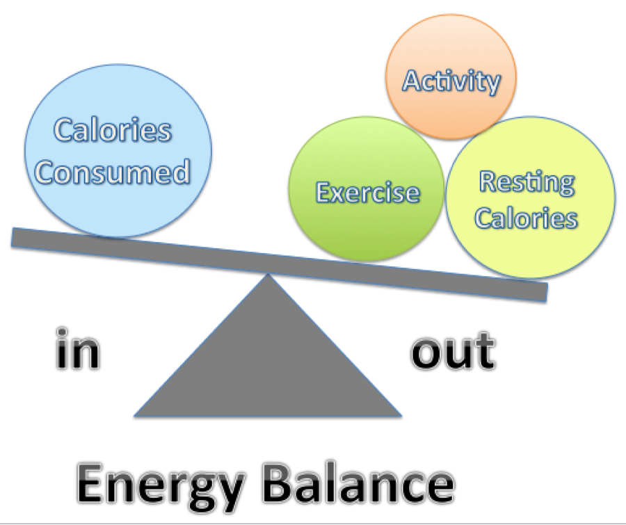 Energy Balance to Lose Belly Fat