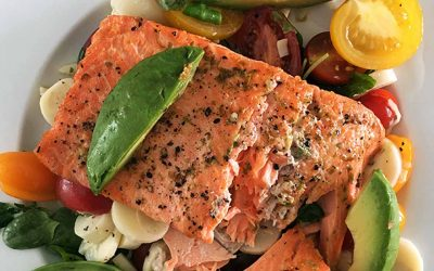 TROUT PALEO RECIPE