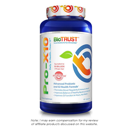 BioTrust supplement