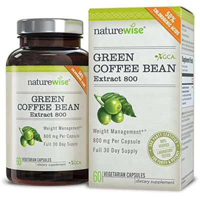 Green Coffee Bean Extract 800