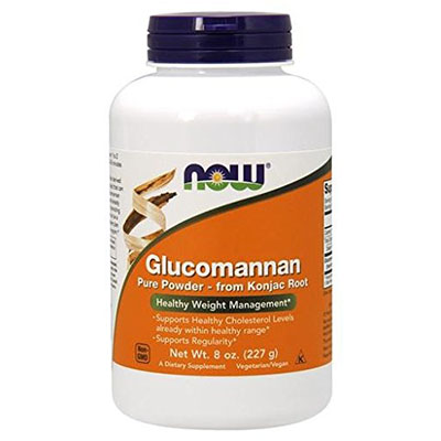 Glucomannan - weight loss