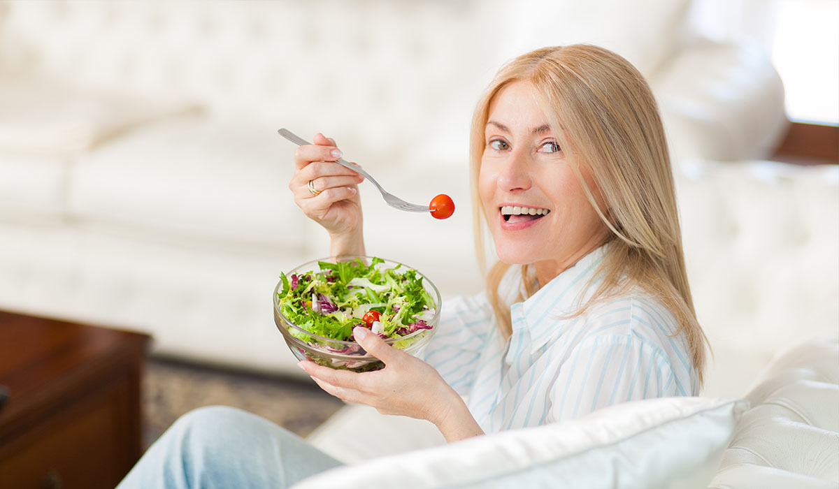best diet for menopause