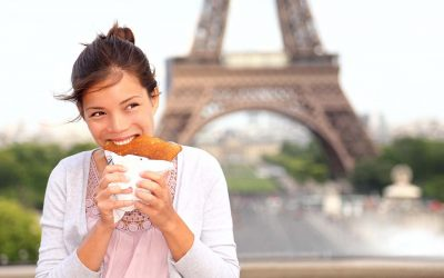 THE SECRETS OF SKINNY FRENCH WOMEN