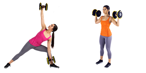 exercise to beat your plateau