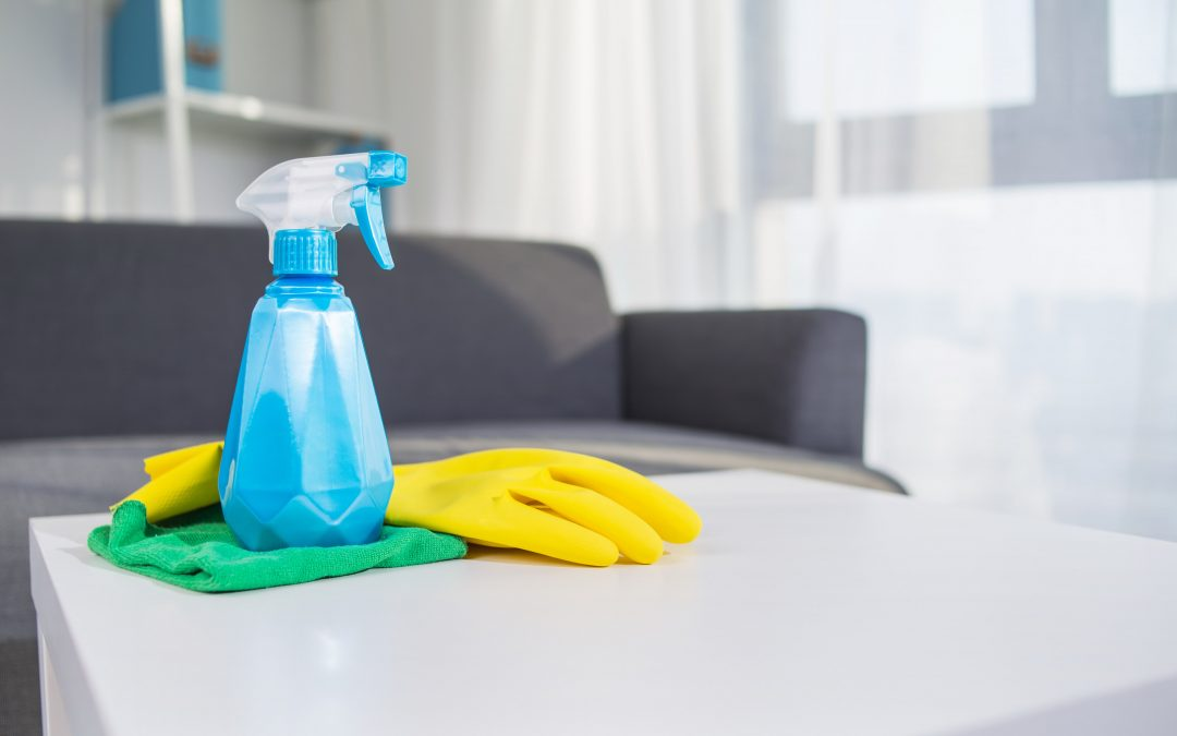 CLEAN YOUR HOME: REDUCING TOXINS IN YOUR ENVIRONMENT